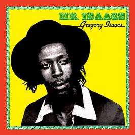 GREGORY ISAACS - Mr. Isaacs (17 North Parade LP)