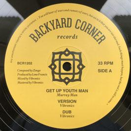 "MURRAY MAN - Get Up Youth Man (Backyard Corner 12"")"