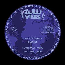 "RAPHA PICO - Check Yourself (Zulu Vibes 12"")"