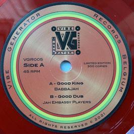 """BABBAJAH - Good King (Vibe Generator 7"""")"""