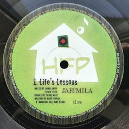 "JAH'MILA - Life's Lessons (HFP 10"")"
