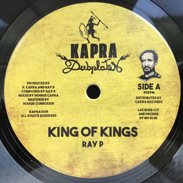 "RAY P - King Of Kings (Kapra 7"")"
