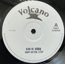 "BARRINGTON LEVY - Robin Hood (Volcano 10"")"