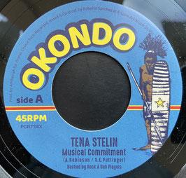 "TENA STELIN - Musical Commitment (Okondo 7"")"