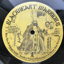 "RAS TEO - Another Vision Of Redemption (Blackheart Warriors 10"")"