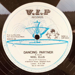"NOEL ELLIS - Dancing Partner (V.I.P. 12"")"