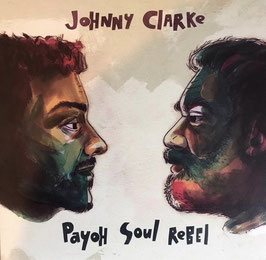 "JOHNNY CLARKE - Come Away (Lana Sound 12"")"