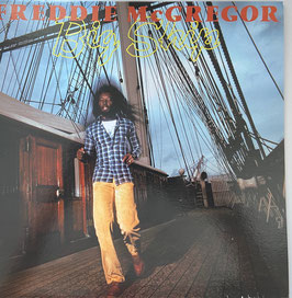 FREDDIE McGREGOR - Big Ship (Greensleeves LP)
