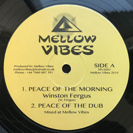 "WINSTON FERGUS - Peace In The Morning (Mellow Vibes 12"")"