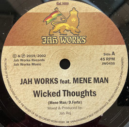 "MENE MAN - Wicked Thought (Jah Works 7"")"