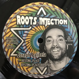 "JOSEPH LALIBELA - Run Come Rally Round (Roots Injection 10"")"