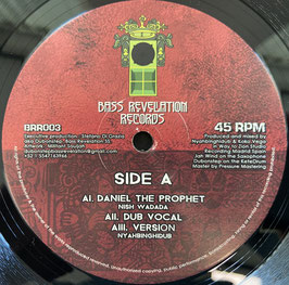 "NISH WADADA - Daniel The Prophet (Bass Revelation 12"")"