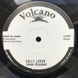 "JOHNNY OSBOURNE - Fally Lover (Volcano 10"")"