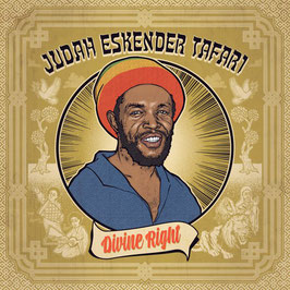 JUDAH ESKENDER TAFARI - Divine Right (Black Redemption LP)