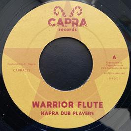 "KAPRA DUB PLAYERS - Warrior Flute (Capra 7"")"