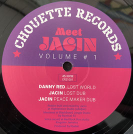 """DANNY RED - Jah Family / Lost World (Chouette 12"""")"""