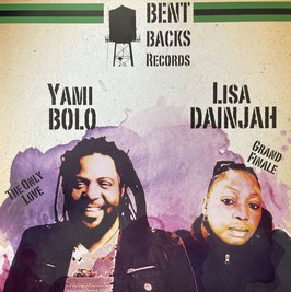 "YAMI BOLO, LISA DAINJAH - The Only Love (Bent Backs 12"")"