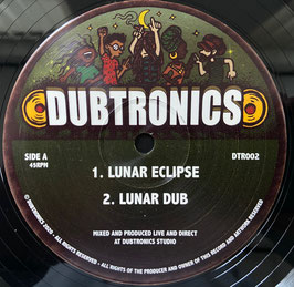 "DUBTRONICS - Lunar Eclipse / Solar Vortex (Dubtronics 10"")"