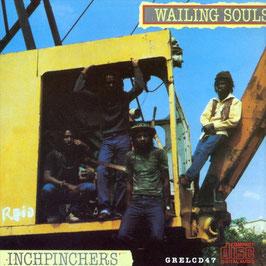 WAILING SOULS - Inchpincher (Greensleeves LP)