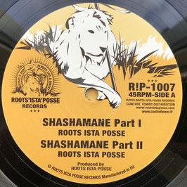 "ROOTS ISTA POSSE - Shashamane (Roots Ista Posse 12"")"