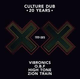 CULTURE DUB 20 Years feat Vibronics, O.B.F. (Culture Dub EP)