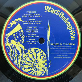 "SINGING COLOGNE - Just For A While / JOSHUA HALES - Our Souls (Black Redemption 12"")"