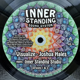 "JOSHUA HALES - Visualize (Inner Standing 12"")"