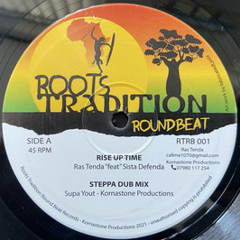 """RAS TENDA feat. SISTA DEFENDA & DON FE  - Rise Up Time (Roots Tradition 10"""")"""