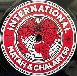 "MATAH & CHARLART58 - International (La Panchita 7"")"