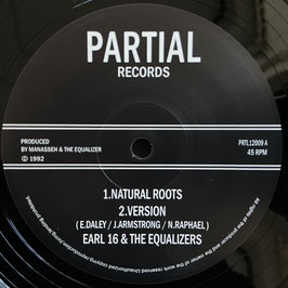 "EARL SIXTEEN - Natural Roots (Partial 12"")"