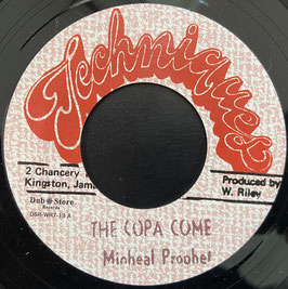 "MICHAEL PROPHET - The Copa Come (Techniques 7"")"
