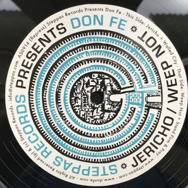 "DON FE - Jericho (Steppas 12""RE)"