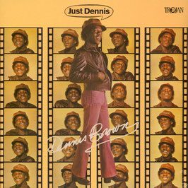 DENNIS BROWN - Just Dennis (Trojan 180gr LP)