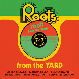 """ROOTS FROM THE YARD (VP 7x7"""" Box Set)"""