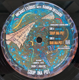 "RANKING DELGADO - Soup Ina Pot (Dub-O-Matic 7"")"