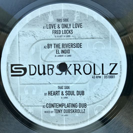 "FRED LOCKS - Love & Only Love (Dubskrollz 10"")"