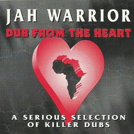 JAH WARRIOR - Dub From The Heart (Partial LP)