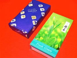 森の茶100g袋2本箱入り(4種類)