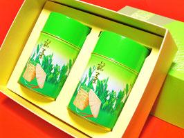 森の茶100g缶2本入り(4種類)