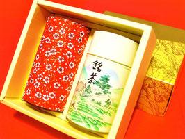 森の茶200g缶2本入り(4種類)