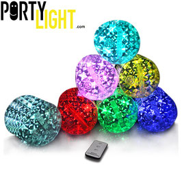 Diamond Color Changing mit Remote Control