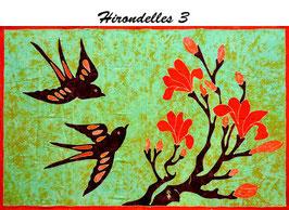 Hirondelles 3