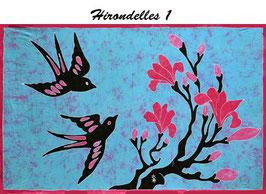 Hirondelles 1