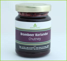Brombeer - Korianderchutney, 130g