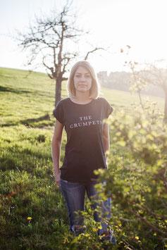 Shirt mit Schriftzug «The Crumpets»
