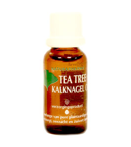 Tea Tree Kalknagel Olie