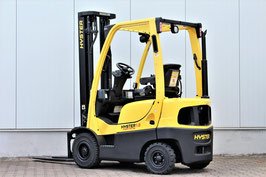 Hyster H1.8FT mit Rußfilter