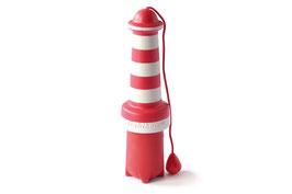 Rogz, Wasserspielzeug für Hunde Lighthouse, Leuchtturm, 25 x 7 cm