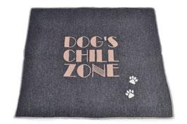 David Fussenegger, Hundematte gefüttert Dog´s Chill Zone, 70 x 80 cm