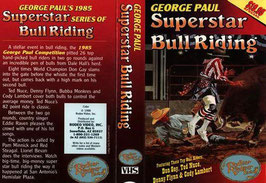 1985 George Paul Bull Riding